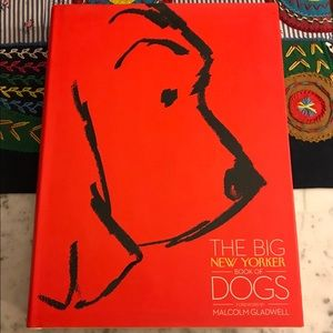 New Yorker book of dogs like new